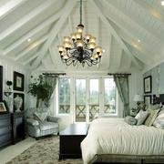 135平米古典欧式风格卧室装修效果图赏析