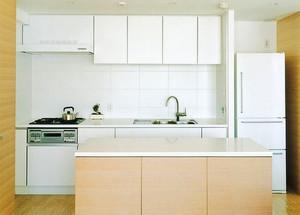 80平米韩式风格厨房装修效果图赏析