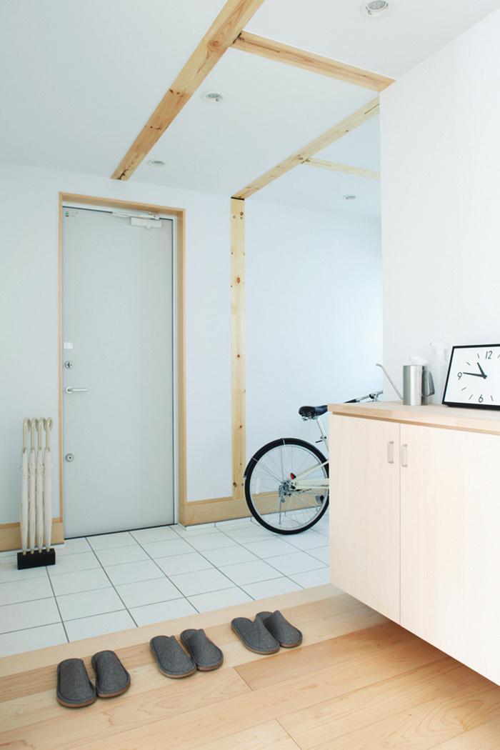 90平米韩式风格玄关设计效果图赏析