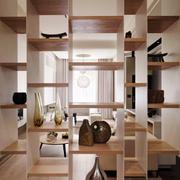 现代风格小户型客厅隔断设计效果图鉴赏
