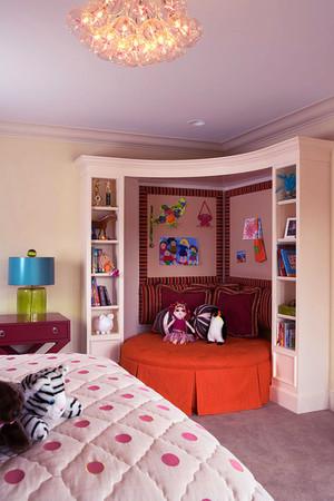 100平米欧式风格儿童床设计效果图赏析