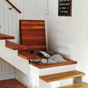 日式风格复式楼楼梯设计效果图赏析