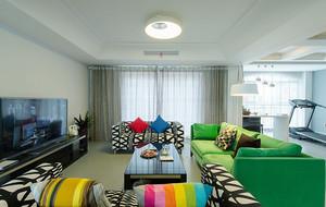 现代简约风格复式楼室内装修效果图赏析
