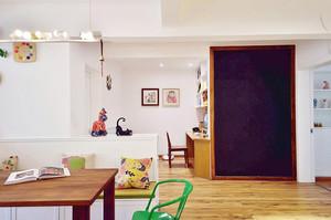 125平米北欧风格室内装修效果图赏析