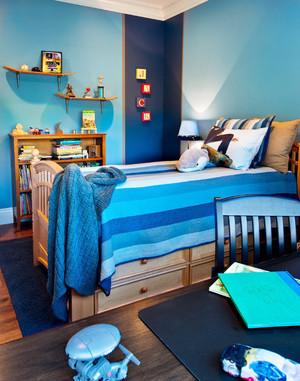 地中海风格二居室儿童房装修效果图赏析