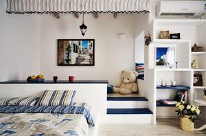 147平米地中海风格室内装修效果图赏析