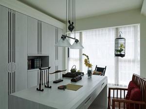 130平米东南亚风格室内装修设计效果图赏析