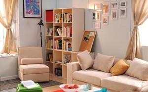 都市风格小户型客厅装修效果图赏析