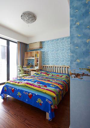 现代简约风格二居室儿童房装修效果图赏析
