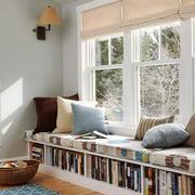 现代风格二居室飘窗设计效果图赏析