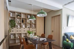 日式风格小公寓室内装修效果图赏析