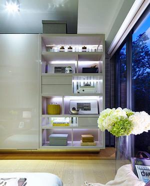 现代简约风格35平米室内装修效果图赏析