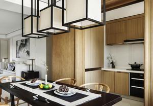 145平米新中式风格室内装修效果图赏析