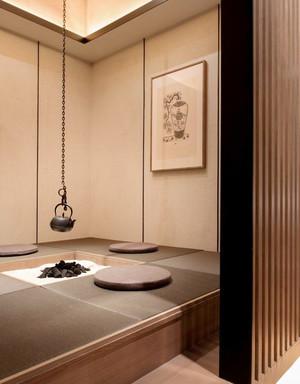 中式风格三居室榻榻米设计效果图赏析