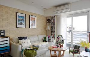 100平米都市简约风格室内装修效果图赏析