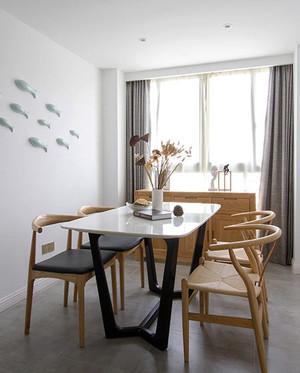韩式风格两居室室内装修效果图鉴赏