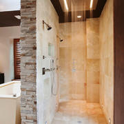 后现代风格二居室卫生间装修效果图赏析