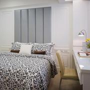 100平米简欧风格卧室装修效果图赏析