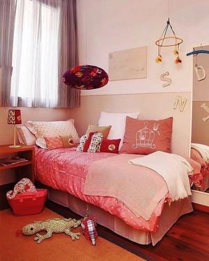 105平米欧式风格儿童房装修效果图赏析