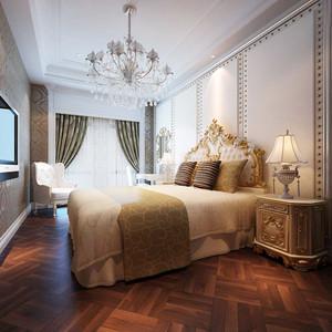 欧式风格别墅室内装修效果图鉴赏