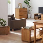 70平米日式风格客厅装修效果图赏析