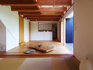 95平米日式风格客厅装修效果图赏析