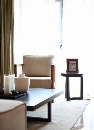 110平米现代简约风格室内装修效果图鉴赏