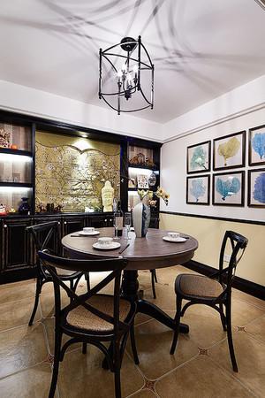 新古典美式风格别墅室内装修效果图鉴赏