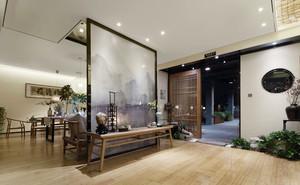 130平米中式风格室内装修效果图赏析