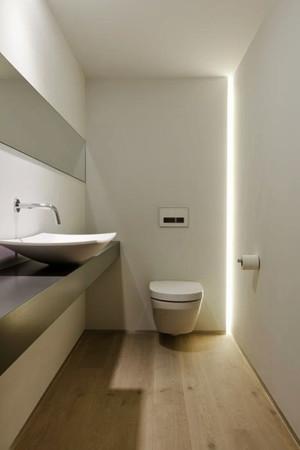 6平米后现代风格精致卫生间设计效果图大全