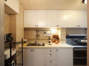 123平米美式风格四室两厅设计装修效果图赏析