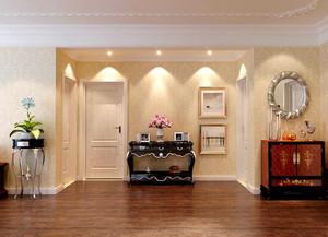 135平米古典欧式风格三室两厅装修效果图赏析