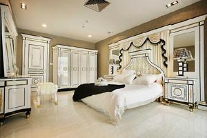 大户型欧式风格精致室内设计装修效果图赏析