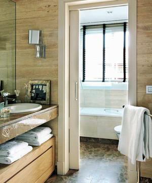 67平米北欧风格小户型女生公寓设计装修效果图