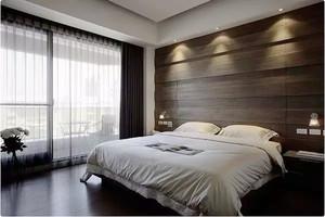 现代中式风格两室两厅装修效果图赏析