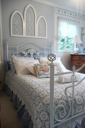 大户型高贵典雅卧室装修效果图