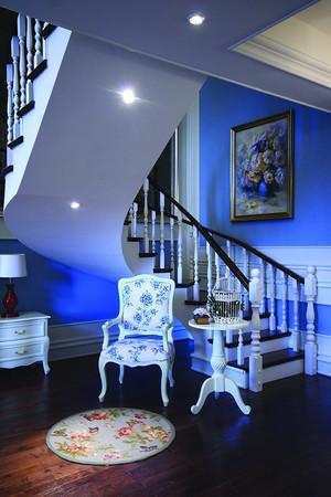 216平米别墅地中海风格精致室内设计装修效果图