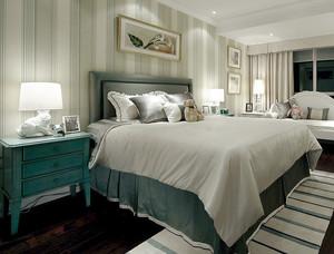 现代法式风格精致别墅室内设计装修效果图