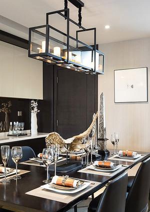 大户型后现代风格精致公寓装修效果图赏析