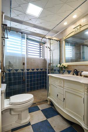 243平米欧式风格典雅别墅室内装修效果图鉴赏