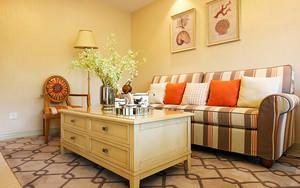 日式风格时尚混搭三室两厅设计效果图赏析