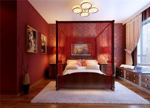 78平米东南亚风格精致两室一厅装修效果图赏析