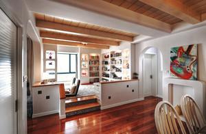 80平米现代风格精装修样板房装修效果图