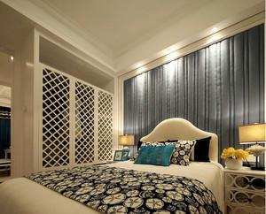 216平米地中海风格两层别墅室内设计装修效果图