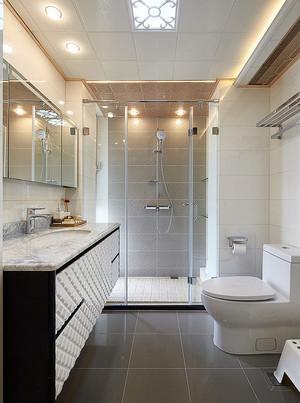简欧风格大户型黑白公寓设计装修效果图赏析