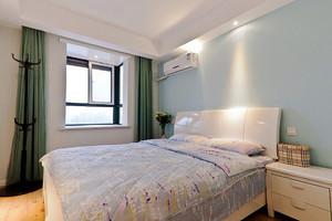 92平米北欧风格自然简约室内装修效果图实例