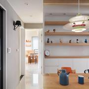 现代极简主义风格客厅过道装修效果图鉴赏