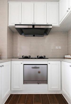 现代简约美式风格两室两厅装修效果图鉴赏