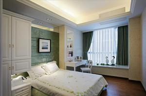 简欧风格两室两厅装修效果图鉴赏