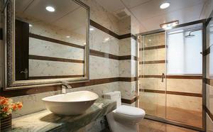 后现代风格大户型简约室内设计效果图实例